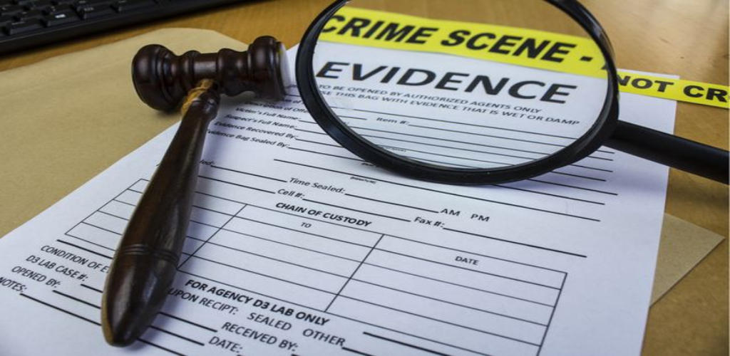 Most List Of Evidence Law