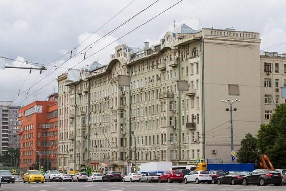 Дом Афремова