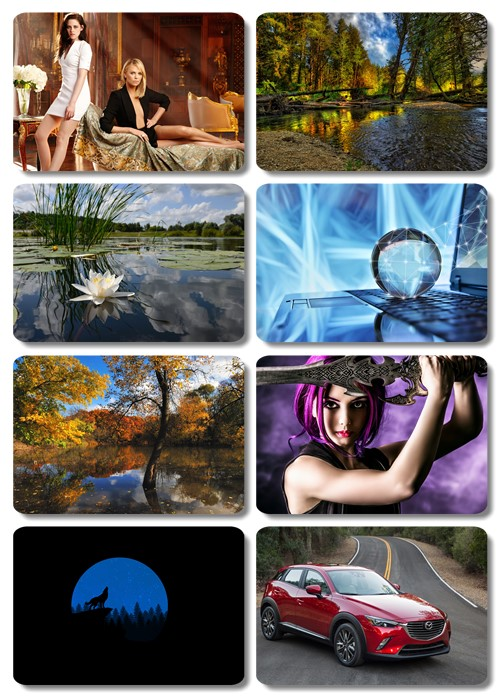 Ultra HD 3840X2160 Wallpaper Pack 344