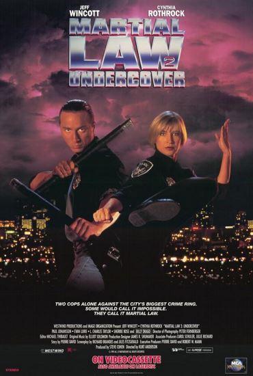 Oddział Specjalny 2 / Martial Law II: Undercover (1991) PL.AC3.DVDRip.XviD-GR4PE   Lektor PL