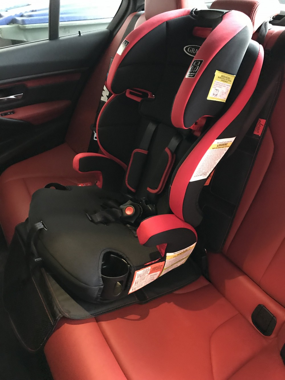 The Official Baby/Infant/Child Car Seat Pictures Thread - Page 7