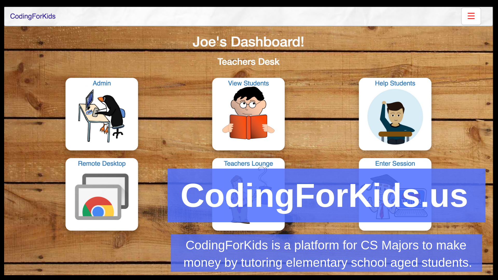 Joe Rezendes - Coding For Kids