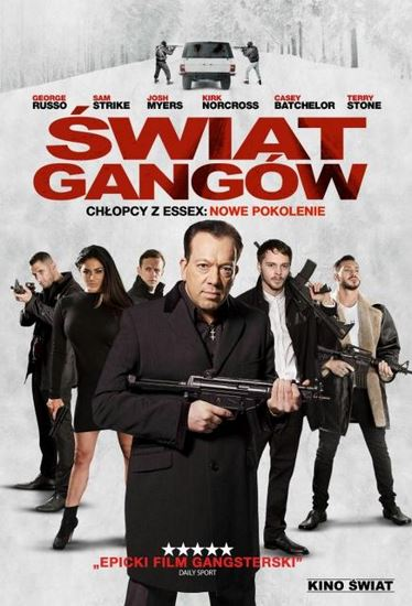 Świat gangów / Bonded by Blood 2 (2015) PL.BRRip.XviD-DiDi | Lektor PL