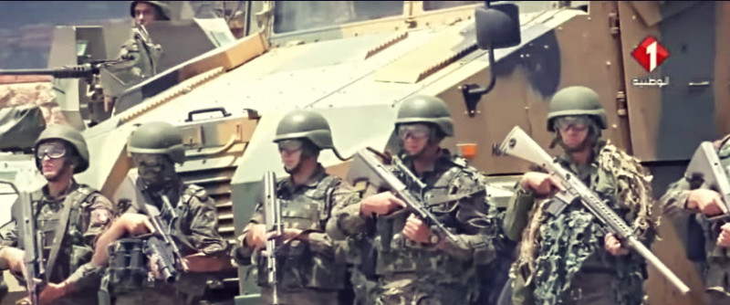 Armée Tunisienne / Tunisian Armed Forces / القوات المسلحة التونسية - Page 14 Capture