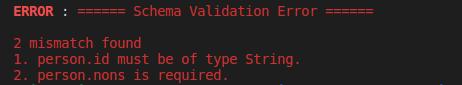 schema-validator-listing-errors