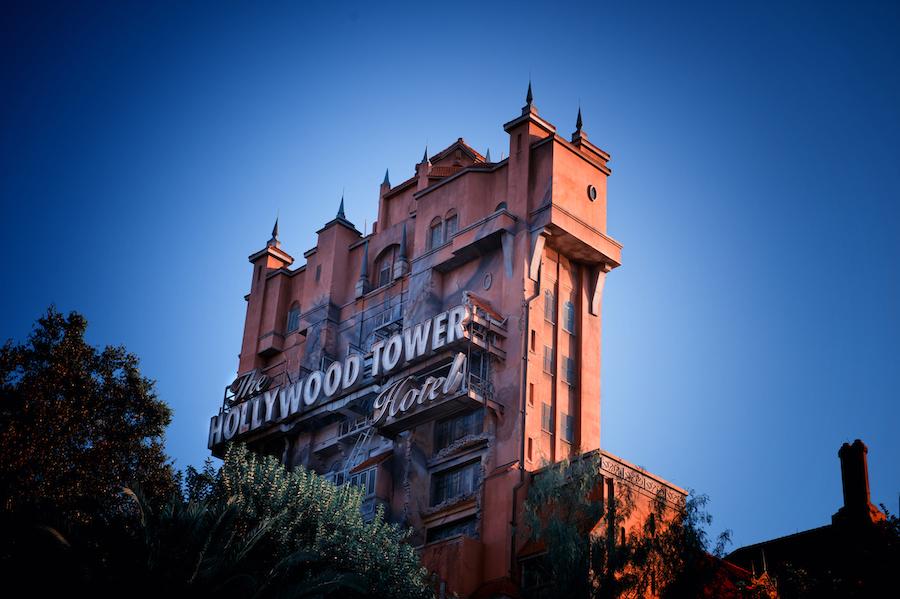 Twilight Zone Tower of Terror