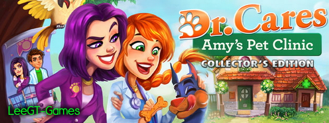 Dr. Cares 2: Amy's Pet Clinic Collector's Edition {v.Final-Updated}