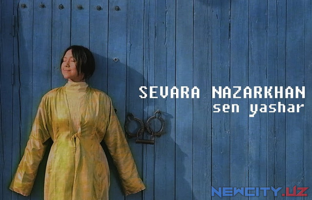 Sevara Nazarkhan - Sen Yashar (HD Video)