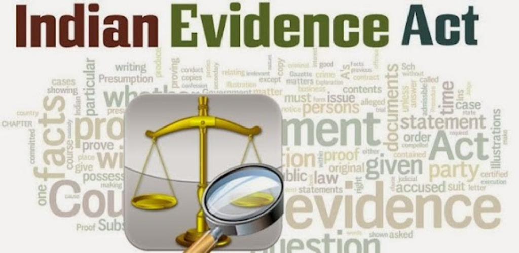 Law Evidence