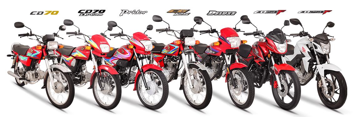 Atlas Honda Bikes 2019