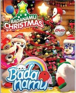 Badanamu slaví Vánoce / Badanamu - Merry Christmas (2011-16)