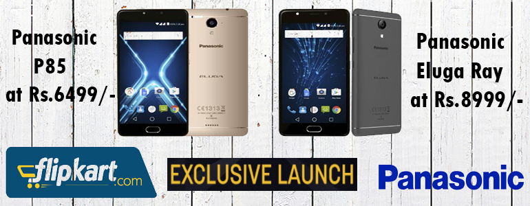 Flipkart offers of Panasonic