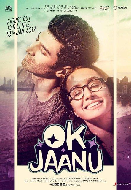 OK Jaanu (2017) BluRay 1080p 5.1CH x264