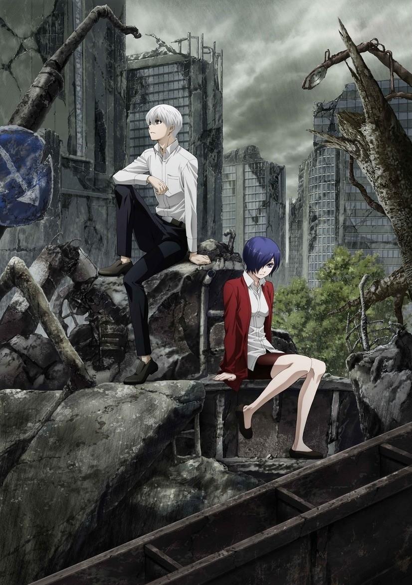 Tokyo Ghoul:re 2nd Season الحلقة 7