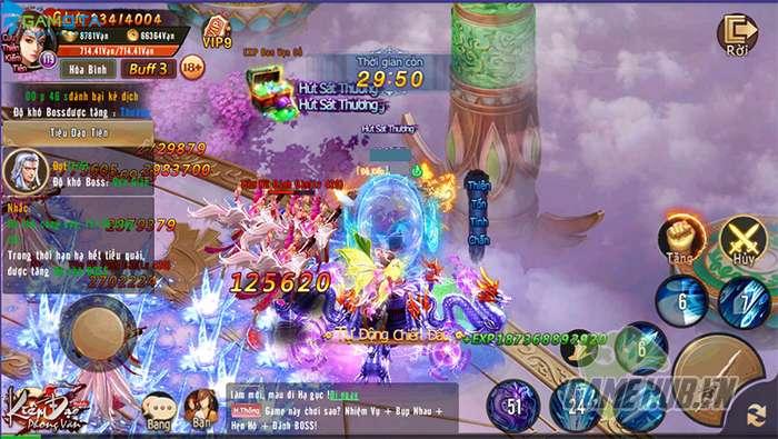 Kiếm Đạo Phong Vân chơi trội với hàng nghìn giftcode nhân dịp Big Update - ảnh 6
