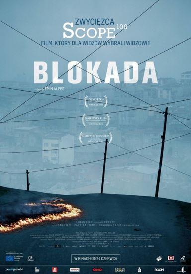 Blokada / Abluka (2015) PL.DVDRip.XviD-DiDi | Lektor PL