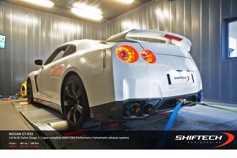 2017 nissan gtr r35 armytrix exhaust tuning price for sale 02. Black Bedroom Furniture Sets. Home Design Ideas
