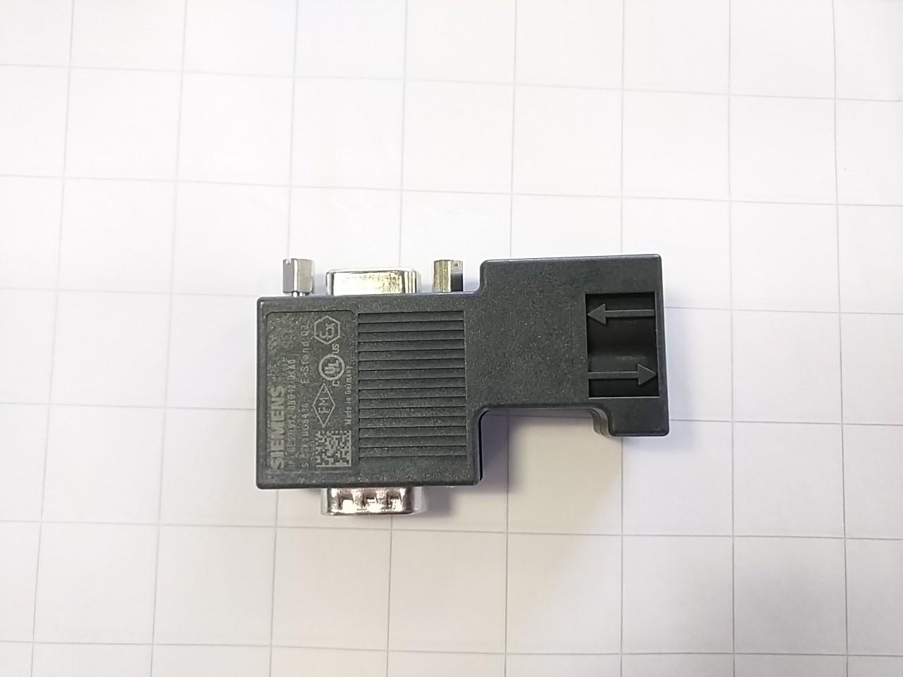 Siemens 6 es7 bus connector profibus dp 1