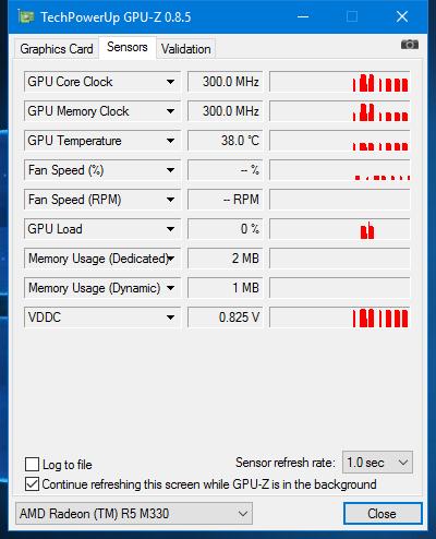 Laptop Gpu Amd r5 m330 not working anymore | Tom's Hardware Forum