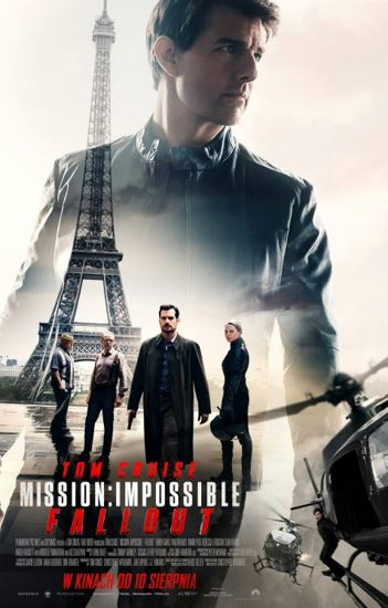 Mission: Impossible - Fallout (2018) PL.BDRip.XviD-KiT | Lektor PL