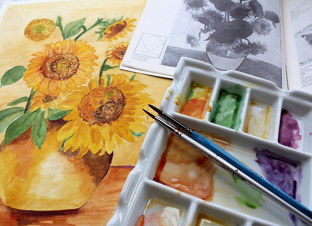 watercolours might be a better use of your time