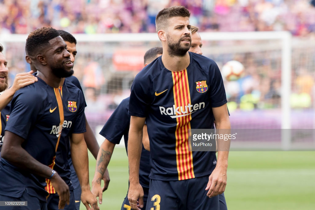 صور مباراة : برشلونة - هويسكا 8-2 ( 02-09-2018 )  L
