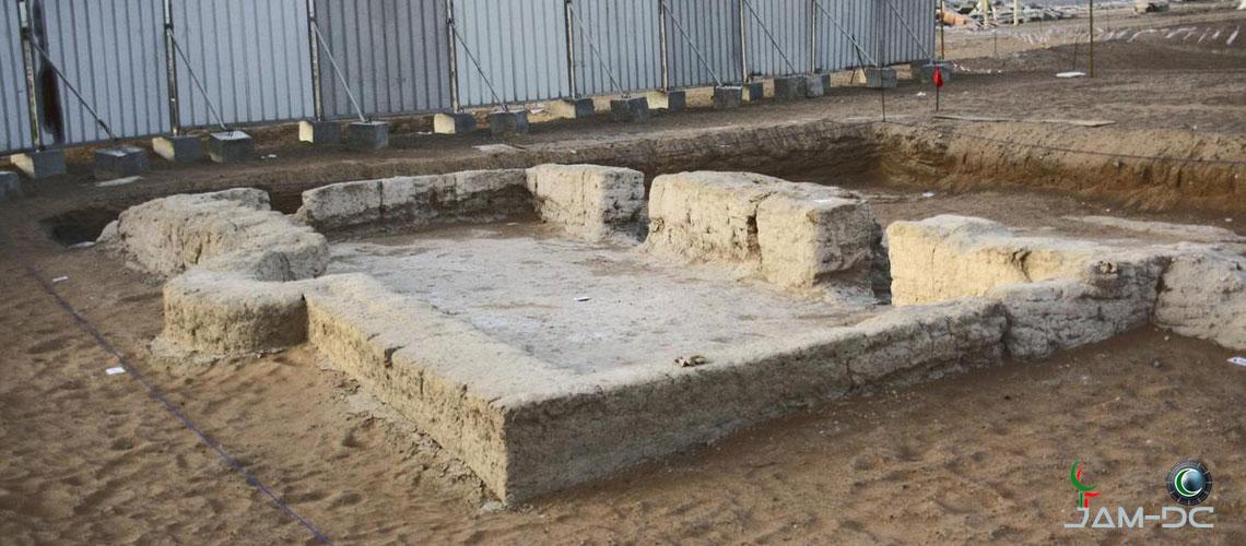 Археологи обнаружили 1000-летнюю мечеть