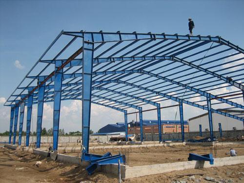 thi công xây dựng nhà xưởng giá rẻ bình chánh