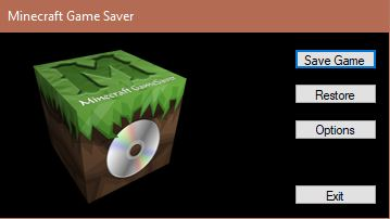 Minecraft Game Saver