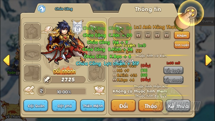Trải nghiệm Huấn Long VNG – Liều thuốc hồi sinh dòng game chiến thuật Việt - ảnh 7
