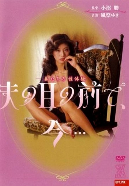 Wife's Sexual Fantasy Before Husband's Eyes (1980) DVDRip x264 700MB