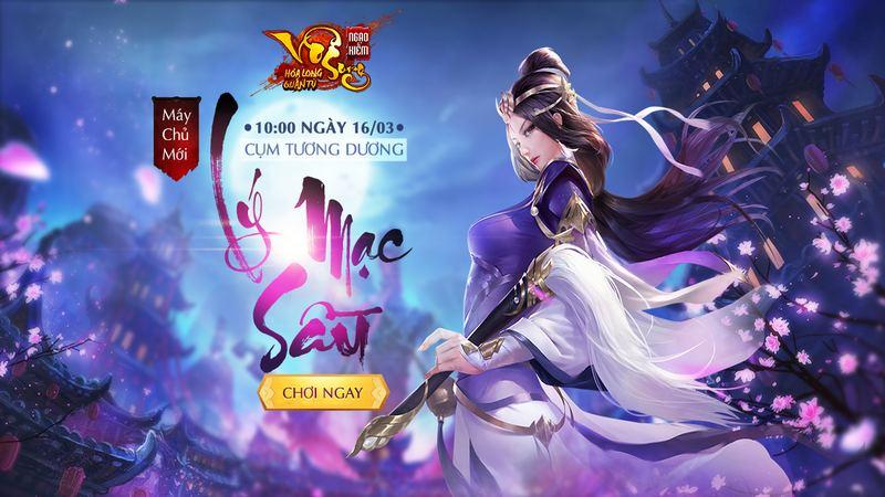 game online, ngạo kiếm vô song, webgame