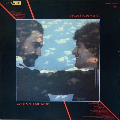Jon & Vangelis - Short Stories (1980) [FLAC 96 kHz/24 Bit]