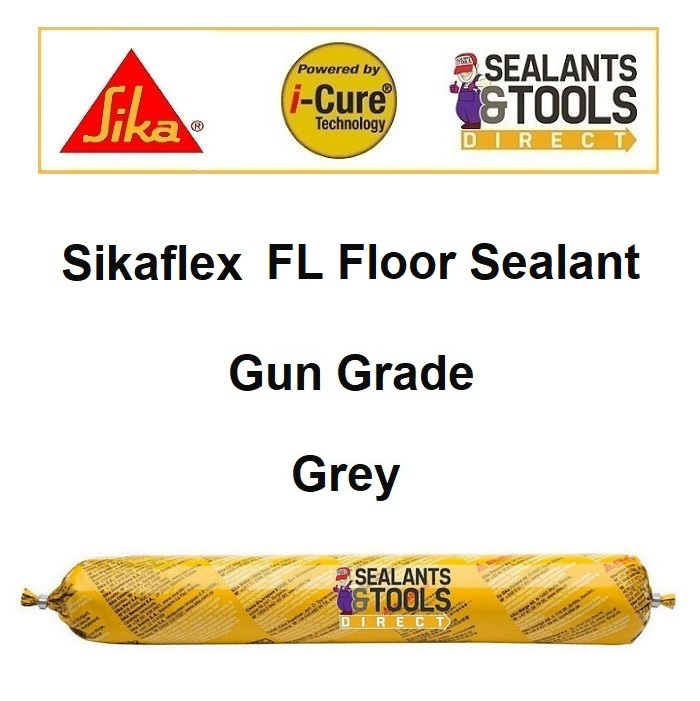Sikaflex Floor Joint Sealant Grey FPSKFLEXFL6