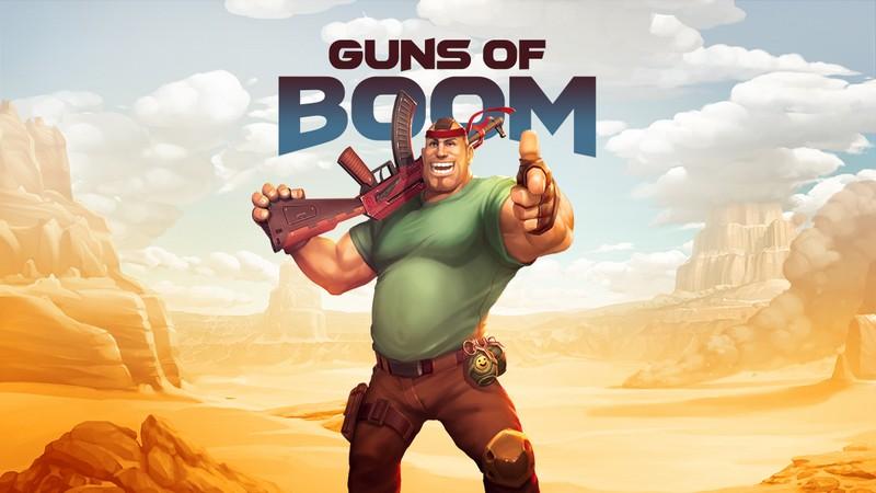 Gun of Booms - FPS khủng tung update hỗ trợ tăng cường thực tại ảo