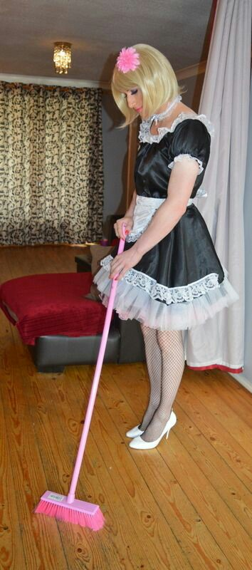Sissy maid discipline sure knows