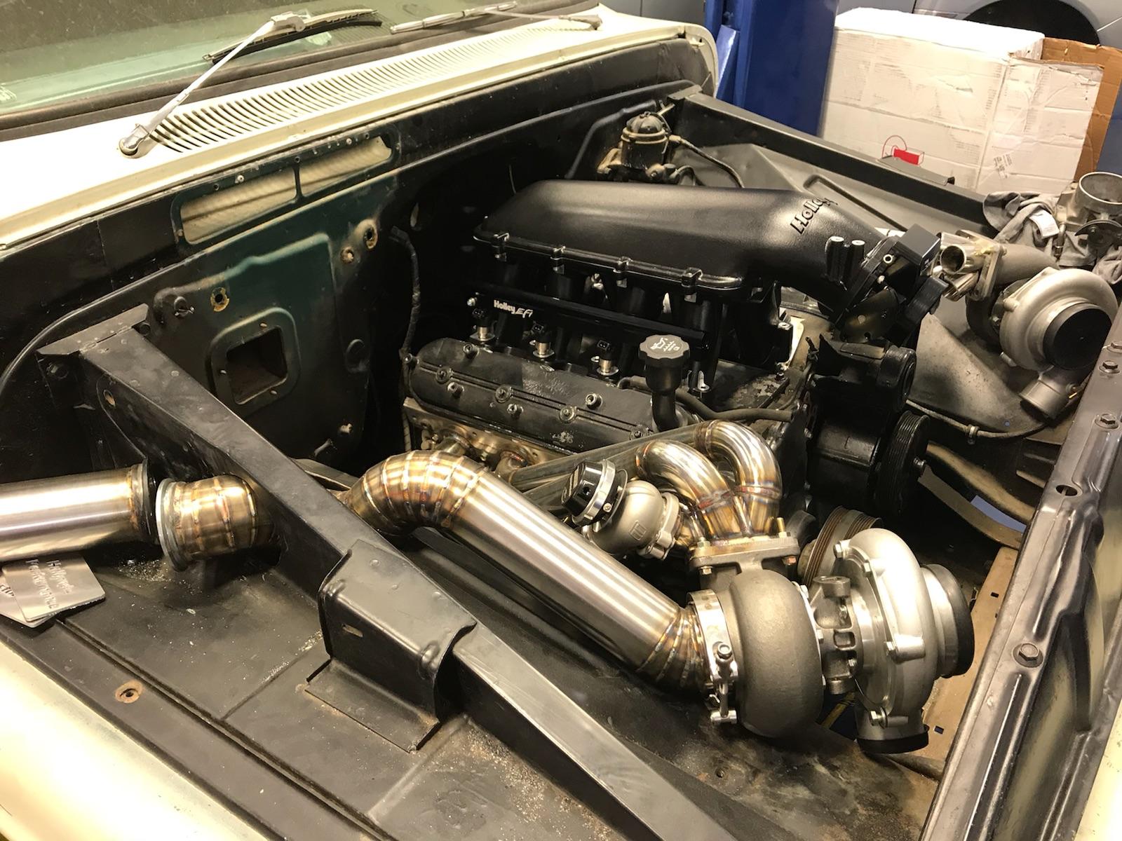 1965 C10 Build (Twin Turbo LS) - C10Trucks com