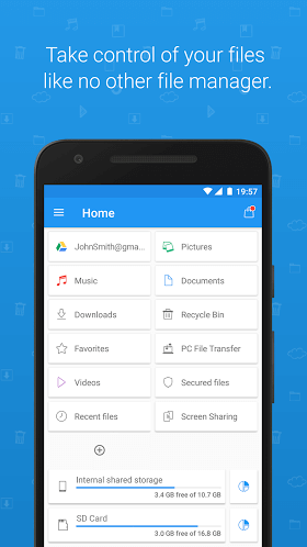File Commander - File Manager/Explorer Premium 4.3.15915 APK