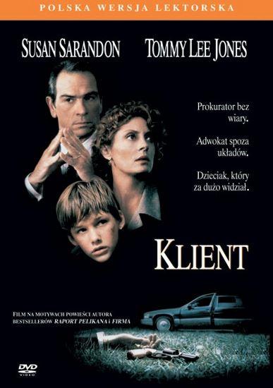 Klient / The Client (1994) PL.AC3.DVDRip.XviD-GR4PE | Lektor PL