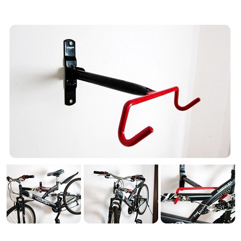 Holder Bike Bicycle Storage Rack Stand Mount Garage Wall Hanger  sc 1 st  Garage Designs & Garage Storage Hooks - Garage Designs