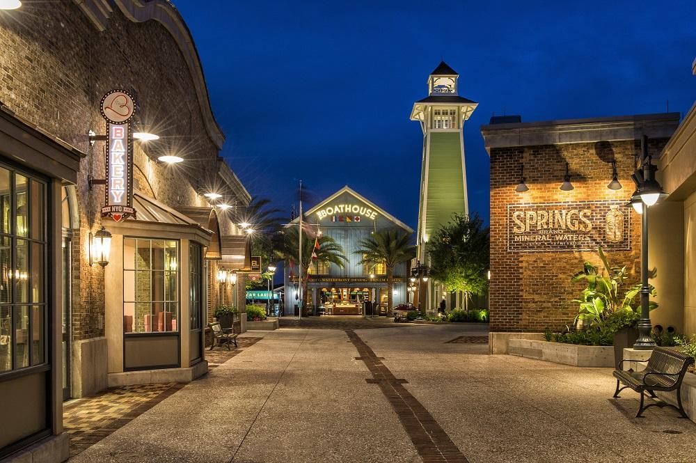 Disney Springs Restaurants
