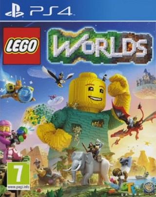 Google Drive] LEGO WORLDS PS4 PKG [4.05/4.55]