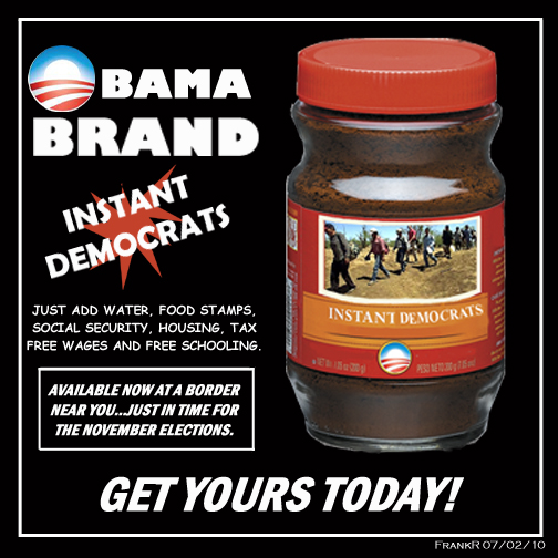 Instant Dems
