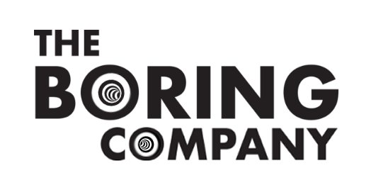 The boring company logotyp
