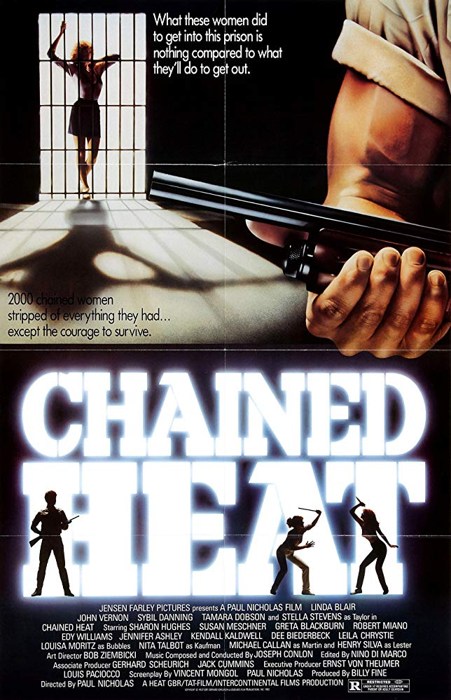 Chained Heat (1983) DVDRip XviD 700MB