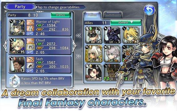 TipidPC com - Final Fantasy Opera Omnia (Android/iOS)