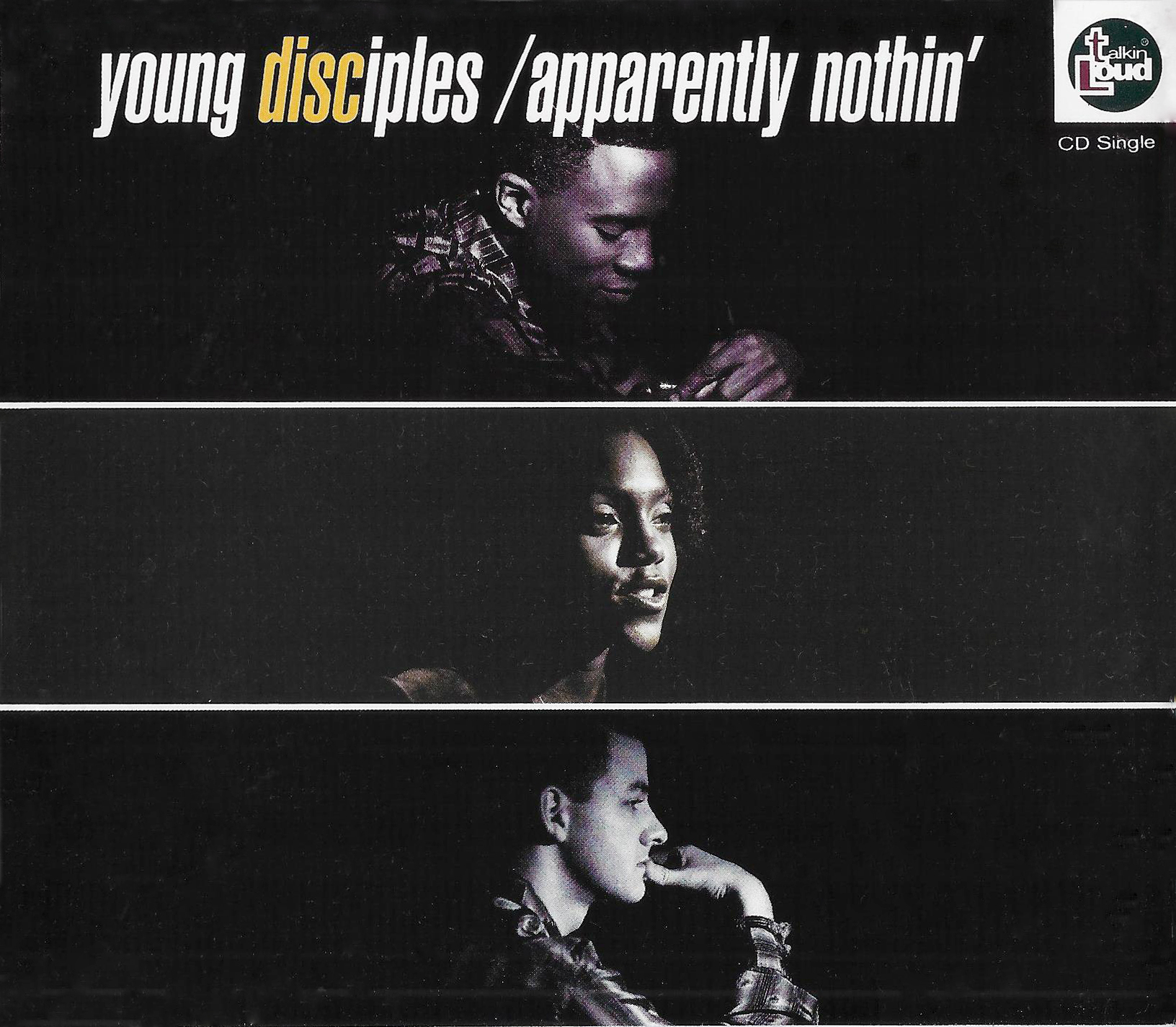 Young_Disciples_Apparently_Nothin_cover