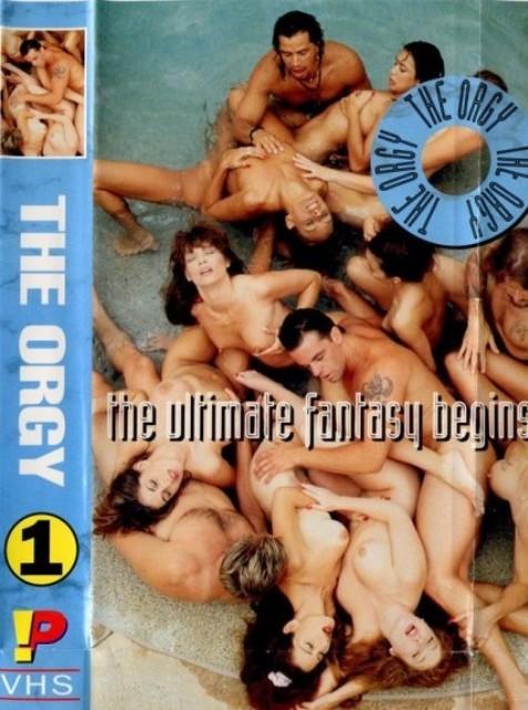The Orgy (1993) VHSRip x264 900MB
