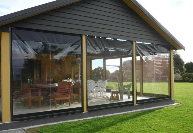 Мягкие окна для безопасности и уюта вашего дома