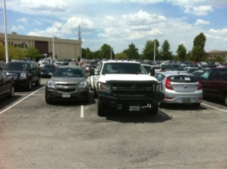 How to properly park a Duramax Parking